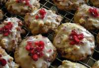 Cranberry Lemon Cookies